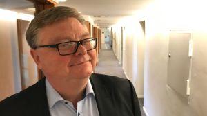 Porträttbild på Ingvar Backle, pensionsexpert på Svenskt Näringsliv.