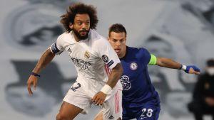 Marcelo i Real Madrid.