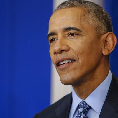 Barack Obaman kasvokuva