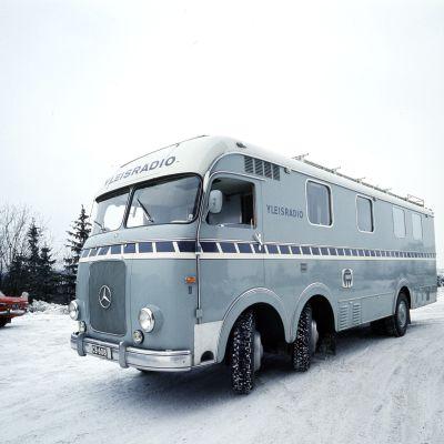 Ulkolähetysauto 1968