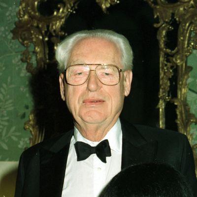 Hans Rausing.