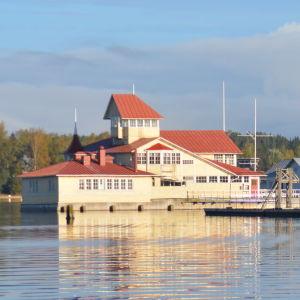 Restaurang Knipan i Ekenäs.