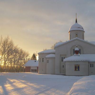 Valamon luostarissa Heinävedellä alkaa uusi näyttely.