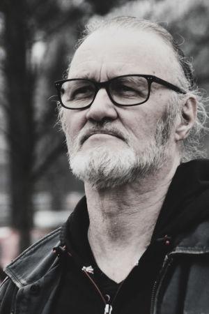 Personporträtt av Frank Holmlund.