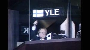 Erkki Toivanen var Finlands Eurovisionskommentator i tävlingen år 1982.