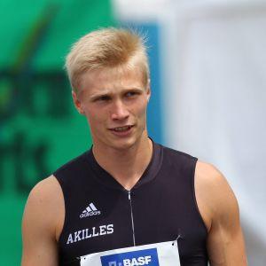Viktor Kantele, Borgå Akilles