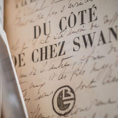Kirjailija Marcel Proust halusi varmistaa, että Swannin tie -romaani saa ansaitsemansa arvostuksen.