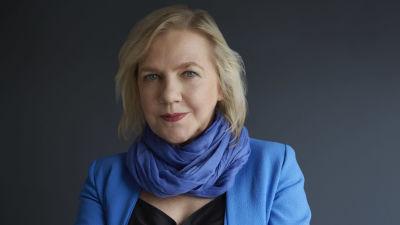 Porträtt av LIselott Forsman - Vd på Nordisk Film & TV Fond.