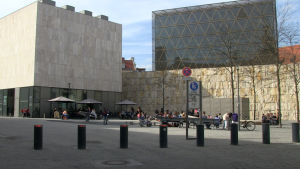 Synagoga i München.