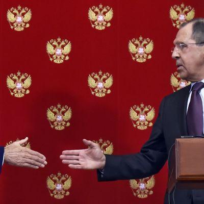 Yhdysvaltain ja Venäjän ulkoministeritit ovat viime viikkoina neuvotelleet tiiviisti Syyrian tilanteesta.