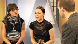 PMMP haastattelussa.