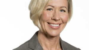 Alkos verkställande direktör Hille Korhonen.