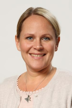 Studiepsykologon Klara Schauman - Ahlberg