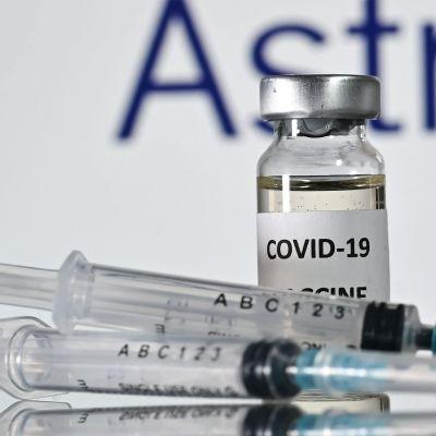 Astra Zenecas vaccin