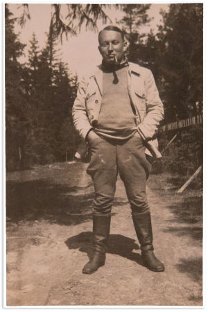 Aarre Merikanto.