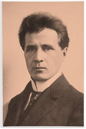 Leevi Madetoja 1920-luvulla.