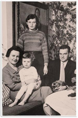 Marttisen perhe.
