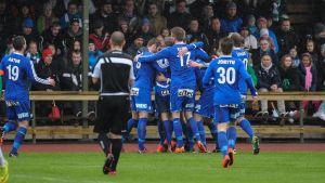 Vasa IFK jublar