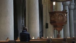 Katolsk kyrka.