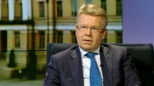 Jyri Häkämies, vd för Finlands Närginsliv EK