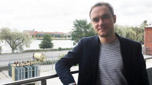 Andrey Shigaev, vd på Geyser Batteries.