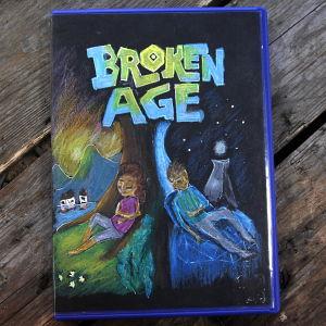 Matilda Ståhls omslag för Broken Age: Act 2