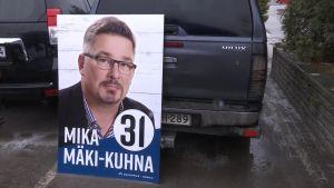 Kokoomuksen Mika-Mäki Kuhna näyttää nousevan apulaispormestariksi.