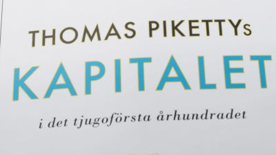 Jespers Roines sammanfattning av Thomas Pikettys bok.