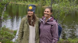 Ruotsin kuningasperheen viime vuosi oli vaiheikas kotimaassa ja ulkomailla.
