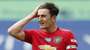 Harry Maguire hör till Manchester Uniteds nyckelspelare.
