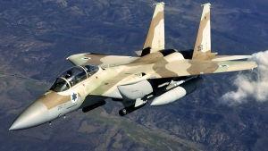 McDonnell Douglas F-15E Strike Eagle, Israeliska Flygvapnet