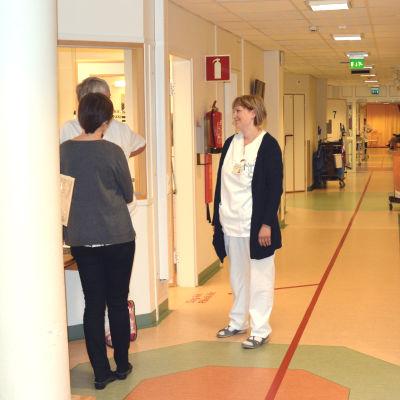 Avdelingen 23 h kirurgi vid VNS.