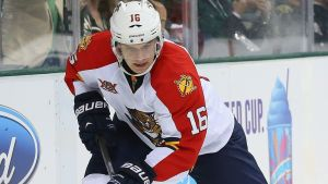 Aleksander Barkov, Florida Panthers.