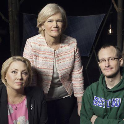 Mitä menestys on? Toimittaja Anne Flinkkilän vieraina kasvatustieteen professori Satu Uusiautti ja elokuvaohjaaja Juho Kuosmanen.