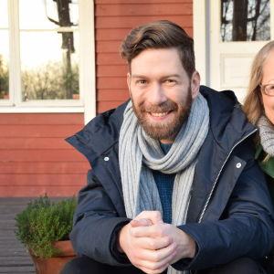 Jonas Sundström, Strömsön juontaja.
