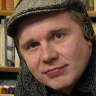 Muusikko Markus Raivio