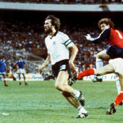 Saksa Ranska MM1982