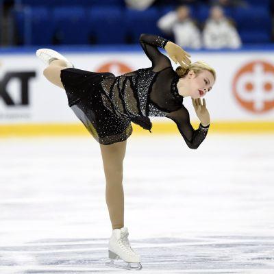Emmi Peltonen, Finlandia Trophy