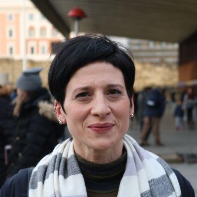 Giorgia Serughetti toimii tutkijana Milanon yliopistossa.