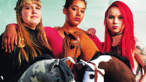 Filmplanschen till dokumentären Hoobyhorse Revolutio.