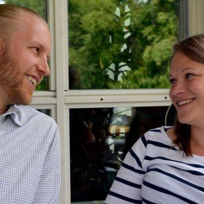 Juha ja Aino-Kaisa Auvinen
