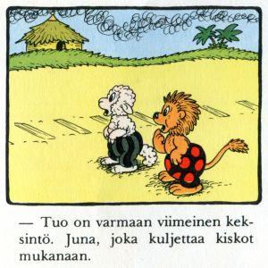 Rasmus Nalle ja Veturi Ville