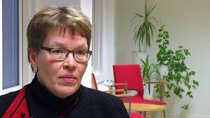 Axxells rektor Lena Johansson