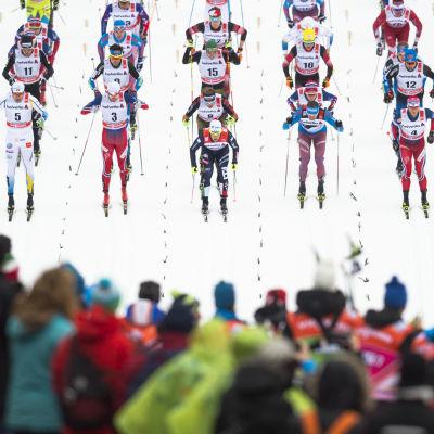 Får Norge sin vilja igenom blir syremasker förbjudna för samtliga längdåkningslandslag.