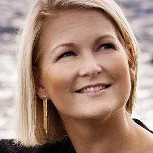 Sångare och låtskrivare Maria Höglund