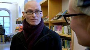 Jussi Valtonen Stradan haastattelussa