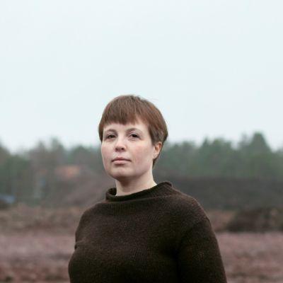 Författaren Karin Erlandsson