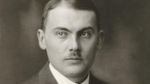 Porträtt av Runar Schildt från 1910-talet.