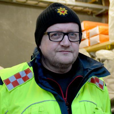 Porträttbild på Jari Sopen-Luoma.
