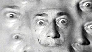 Salvador Dali, nero ja narri. Yle kuvapalvelu.